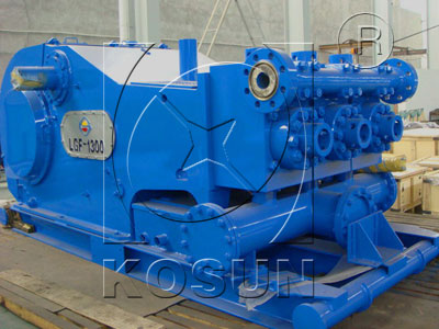 Mud Pump for Sale by Kosun