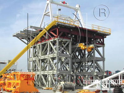 Substructure for sale by Kosun
